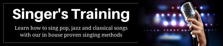 Singing class - weekly classes