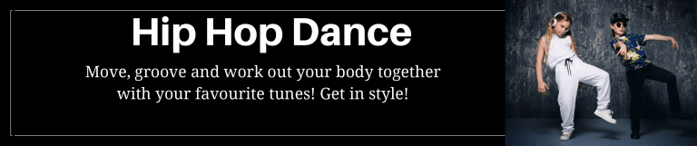 Hip Hop Dance Class - weekly classes